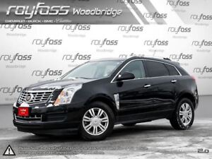 2015 Cadillac SRX Luxury. NO ACCIDENTS. 1 OWNER. NAVIGATION