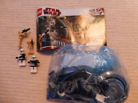 Lego Starwars 7748 Corporate Alliance Tank Droid 100% complete
