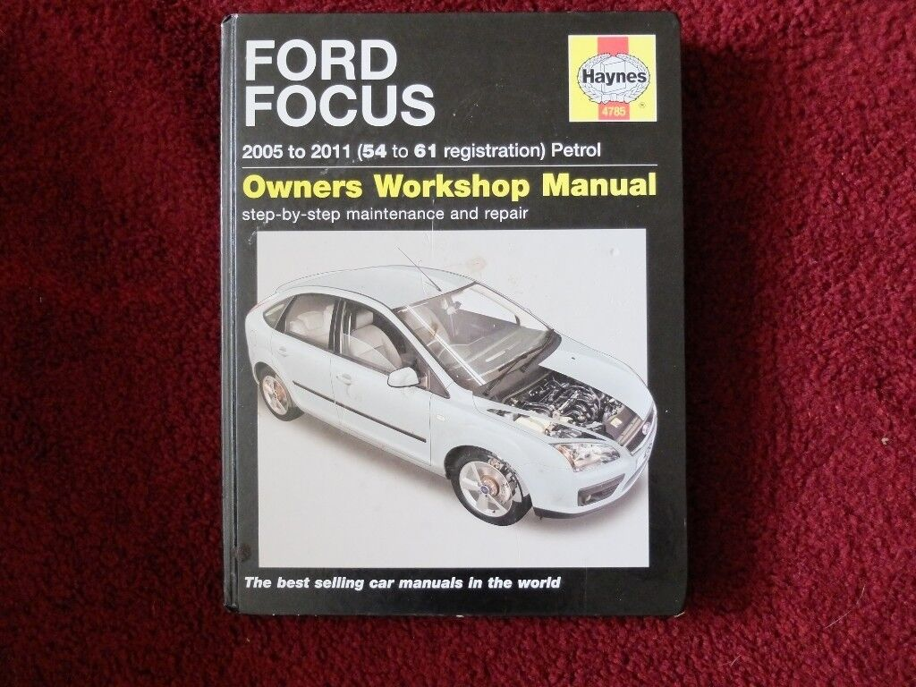 Ford Focus 2005 - 2011 Haynes workshop manual (petrol) and OBD code reader    in Llanrumney, Cardiff   Gumtree