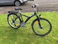 Hybrid Medium Frame Bike - Immaculate, practically new condition
