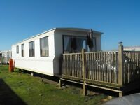 Holiday Caravan 6 berth, 2 bed.Close to amenities,quiet family site. ask for availability.