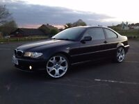 2004 BMW 320 CD,SIX SPEED HALF LEATHER,WITH TIGER CLAWS AND NEW TYRES,MAY TAKE CHEAP P/EX AND CASH