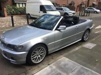 BMW 318 320i M Sport Convertible facelift