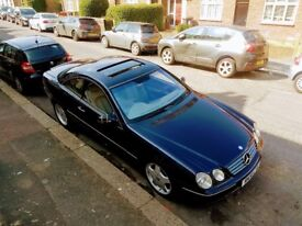 Mercedes Benz CL500 Open to Offers