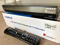 Humax HDR-2000T 500GB Freeview HD TV Recorder