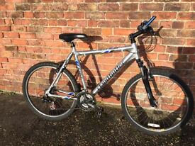 "Claud butler 22"" aluminium Framed Mountain Bike"