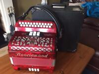 Boorinwood accordion