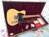 Fender 52 Telecaster American Vintage Reissue Electric Guitar USA Stratocaster 56 58 59 64 65 1952