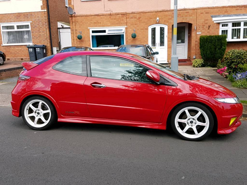 2007 honda civic type r gt 2 0 i vtec fn2 in quinton west midlands gumtree. Black Bedroom Furniture Sets. Home Design Ideas