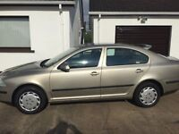 Skoda Octavia 2005, MOT'd Sep 2017, Towbar, Wired for taxi sign - Cookstown, Co. Tyrone £795 ono