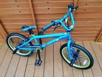 Schwinn ko bmx stunt bike as new