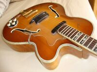 HOFNER COMMITTEE 1957 Rare Early Collector's item