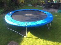 8 foot round Trampoline