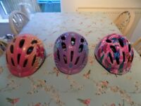 Specialized child's bicycle helmet