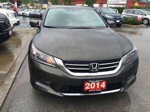 2014 Honda Accord Sedan EX-L - Extended Warranty! Leather! Accid