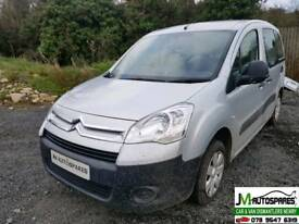 2010 Citroen Berlingo ***PARTS AVAILABLE ONLY MULITSPACE