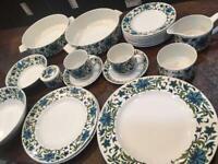 Crockery Spanish Garden Midwinter tableware