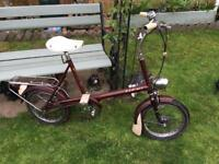 Raleigh Rsw16 good working order