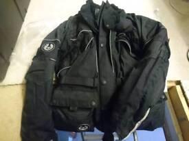 Belstaff Explorer cordura motorcycle jacket