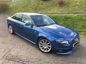 Audi A4 2.0 TDI S Line Special Edition Multitronic 4dr 2010
