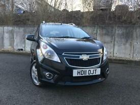 CHEVROLET SPARK 1.2 PETROL MANUAL, PARKING SENSORS