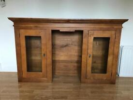 Oak Dresser - Top Part Only