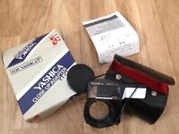 Close up for yashica T new old stock
