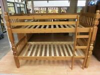 John Lewis pine bunk beds FREE for collection (dismantled for ease)