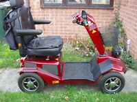 Mobility Scooter - Good Condition - Road Legal with V5 Document - Registration YN57 OAP