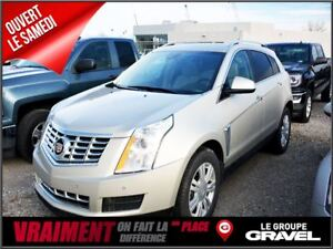 2014 Cadillac SRX Luxury AWD TOIT PANORAMIQUE