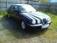 Jaguar s type 2001