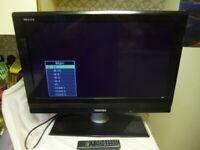"Toshiba REGZA 26AV615DB 26"" HD Ready LCD Television with Freeview"