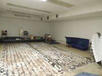 LLanelli Town Centre. Large Ground Floor Warehouse/Storage