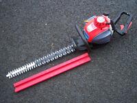 "mitox ht60d new hedgecutter 24"" blade twist grip handle"