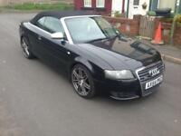 2005 54reg Audi A4 2.5 Tdi Sport Automatic Convertible RS4 Rep
