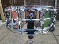 Drums - Vintage Premier 35 Snare Drum - Fair Condition