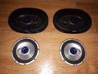 Megavox Car Speakers