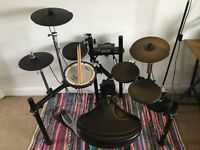Roland TD-4 Electronic Drum-kit with Extras