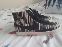 Nike blazer trainers zebra print size 6 never worn