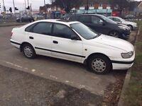 1995 Toyota Carina 1.6 Petrol LONG MOT & TAX