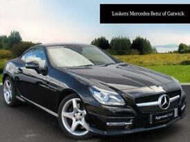 Mercedes-Benz SLK SLK250 CDI BLUEEFFICIENCY AMG SPORT (black) 2014-11-07