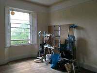 Studio flat to rent. £435 to include water and heating rates