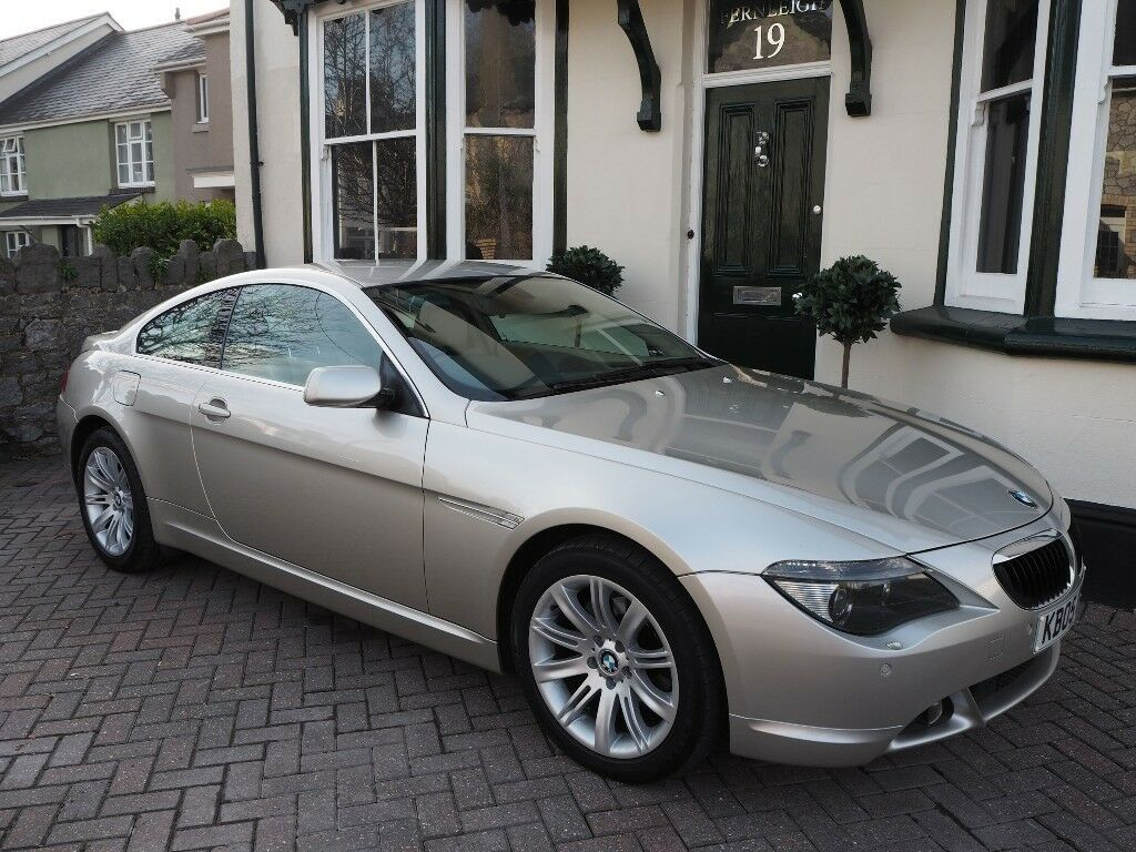 BMW 630i Coupe - E63 - Mineral Silver - 12 Months MOT - 2005 ...