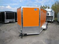 2015 United 7x14 Motorcycle Trailer XLMTV714TA358.5S