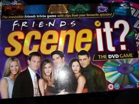 Scene it friends board game
