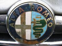 alfa romeo 156 2.0ltr