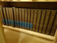 Britannica Encyclopaedia, 31 volume , 1985 edition.