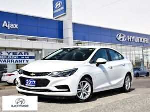 2017 Chevrolet Cruze LT|Heated Front Seats|Apple CarPlay|Rear Ca