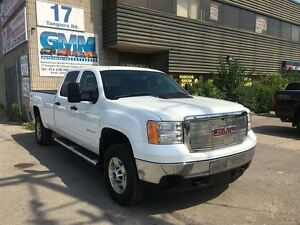 2014 GMC SIERRA 2500HD SLE Crew Cab Long Box 4x4 Gas