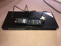 LG blu Ray 3D DVD player with usb point
